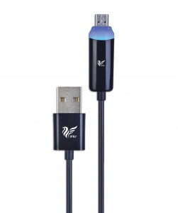 iAir D11 Micro USB Cable with LED Indicator