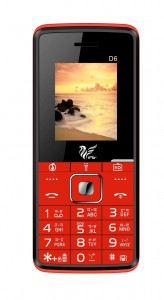 iAir D6 Feature Phone