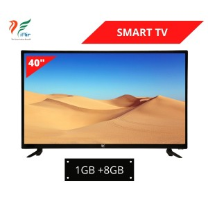 iAir 40'' SMART LED TV (1GB + 8GB)