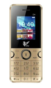 iAir  D4 Feature Phone