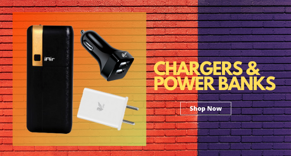 Chargers & Power Banks